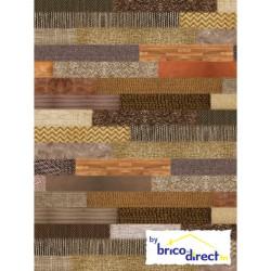 Papier Decopatch (pochette de 3 feuilles)- Réf 607