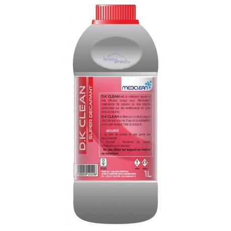 Décapant nettoyant ciment DK CLEAN 1L