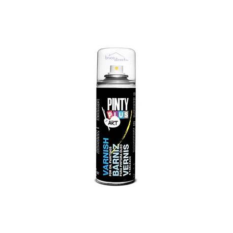 Vernis pour peinture à l'huile en Spray