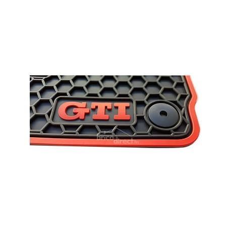Jeu de Tapis originaux Golf 5/6/7 (Noir GTI)