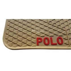 Jeu de Tapis originaux Polo 7 (Beige)