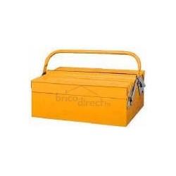 Boîte à outils métallique 370mm INGCO