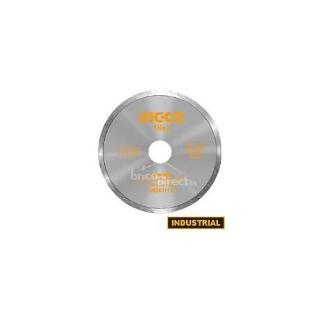 Disque Diamant carrelages/marbre 230mm INGCO