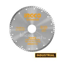 """Disque TURBO """"Granit/Quartz"""" 230mm INGCO"""