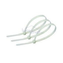 Pack 100 Attaches en plastique 200mm INGCO