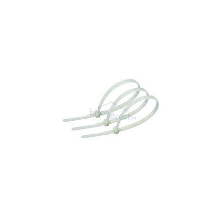 Pack 100 Attaches en plastique 300mm INGCO