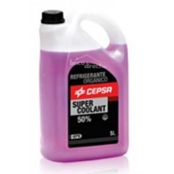 Liquide de refroidissement 50% 5L CEPSA