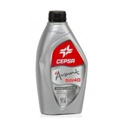 Lubrifiant synthétique 5W40 1L CEPSA