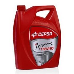 Lubrifiant 15W40 5L CEPSA