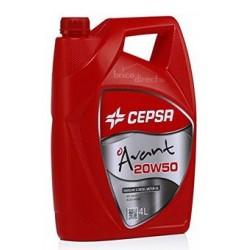 Lubrifiant 20W50 4L CEPSA