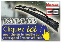Application selecteur Essuie Glace