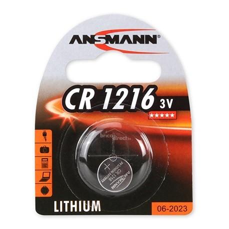 Pile plate CR1216 ANSMANN