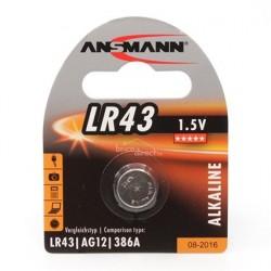 Pile plate LR43 ANSMANN