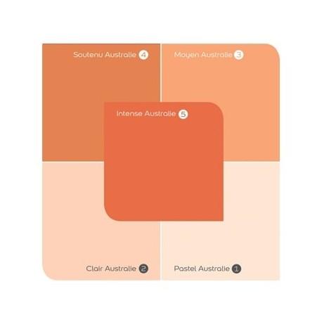 couleur du monde australie intense n 5 astral. Black Bedroom Furniture Sets. Home Design Ideas