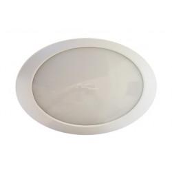 Applique ovale YSAN 3S étanche LED 8W