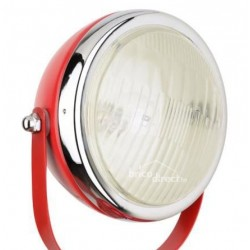 Lampe a pied RIDER rouge