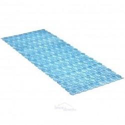 Tapis de bain 97x36 Bleu