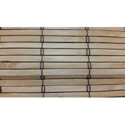 Store en bois de Bambou 62x182