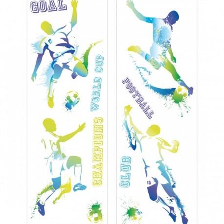 Sticker mural CLUB M