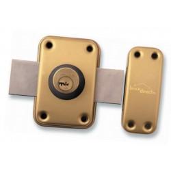 Verrou haute sécurité double cylindre LINCE 8916