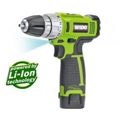 Perceuse-visseuse sans fil Li-Ion Ø10mm 10.8V WIDO