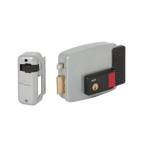 Serrure électrique à bouton gauche CISA 11631-70-2