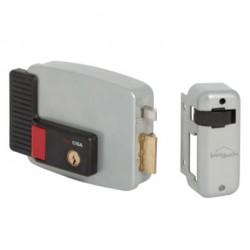 Serrure électrique à bouton droite CISA 11631-70-1