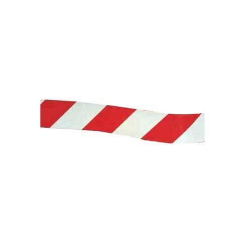 Autocollant réfléchissant Rouge/Blanc 1M EVELUX
