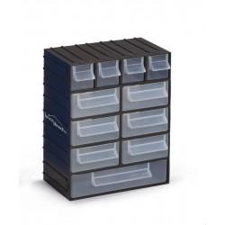 Rangement modulaire 11 tiroirs PH01