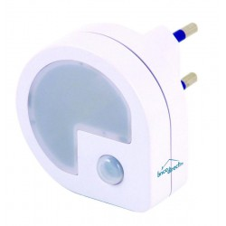 Veilleuse de nuit avec détecteur créspusculaire VELAMP