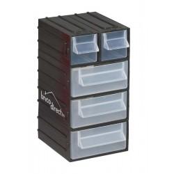 Rangement modulaire 5 tiroirs PH05