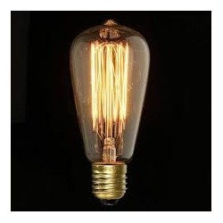 Lampe Vintage LED 4W ST64 EKOLED