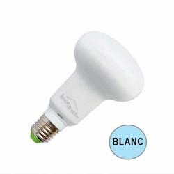 Ampoule réflecteur R63 LED 10W BLANC E27