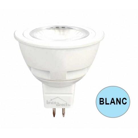 Ampoule spot LED 5.5W BLANC GU5.3