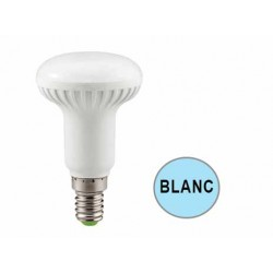 Ampoule réflecteur R50 LED 6W JAUNE E27