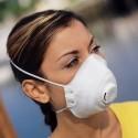 Masque à poussière avec valve de respiration TOLSEN