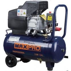 Compresseur à air 24L 2HP MAXPRO