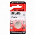 Pile plate CR2032 MAXELL