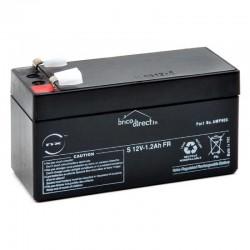 Batterie Plomb AGM S 12V-1.2Ah T1 NX
