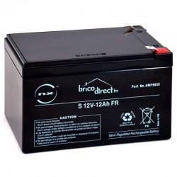 Batterie Plomb AGM HR 12V-12Ah T2 NX