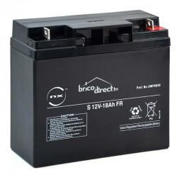 Batterie Plomb AGM HR 12V-18Ah T3 NX