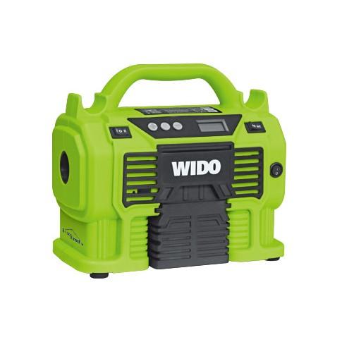 Mini Compresseur de gonflage 220V/12V WIDO