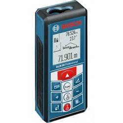 Télémètre Laser 80m BOSCH GLM80