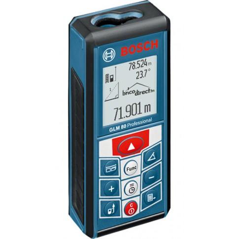 Télémètre laser Bluetooth 50m BOSCH