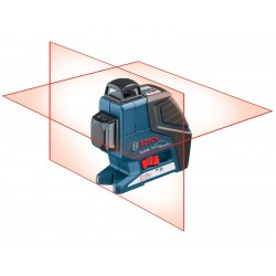 Laser lignes 2D GLL2-80P BOSCH