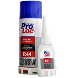 KIT Colle + Activateur 400ml P.44 PROLOC