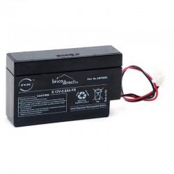 Batterie Plomb AGM 12V-0.8Ah C01 NX