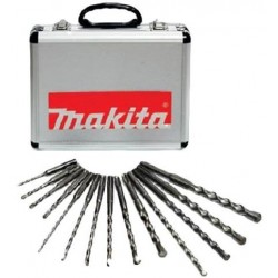 Coffret de 14 mèches SDS-PLUS MAKITA