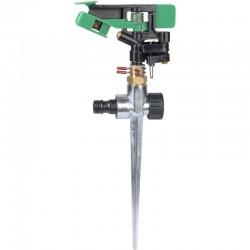 Arroseur rotatif sur pic galvanisé VARO