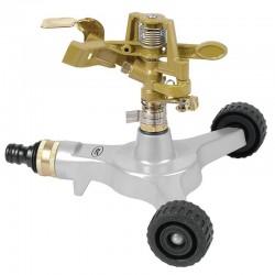 Arroseur rotatif métallique sur pic galvanisé VARO
